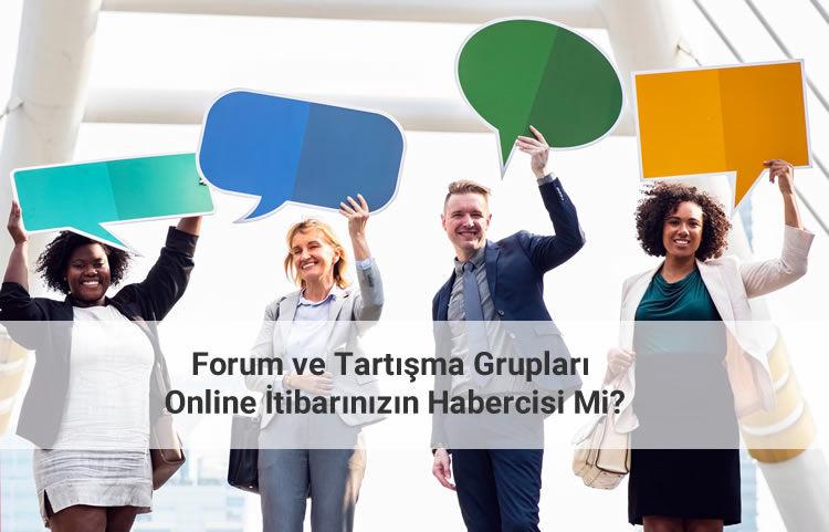 Forum ve Tartışma Grupları