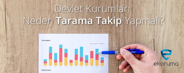 Devlet Kurumları Tarama Takip